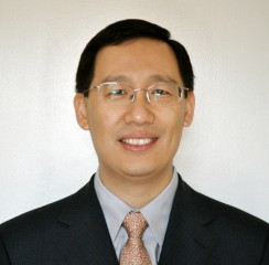 Min Li, Ph.D., of The University of Texas Health Science Center at Houston (UTHealth), is the senior author of  a new study on pancreatic cancer.