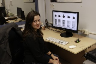 Jillian O'Connor, Postdoctoral Fellow in the Department of Psychology, Neuroscience & Behaviour, McMaster University