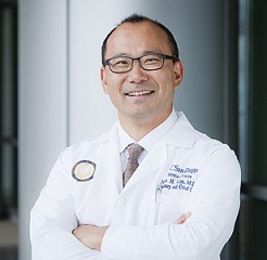 Nick Kim, MD, pulmonologist and director of pulmonary vascular medicine, UC San Diego Health System.