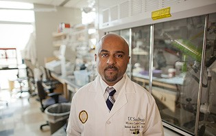 Santosh Kesari, MD, PhD, director of neuro-oncology at UC San Diego Moores Cancer Center
