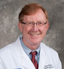 Dr. Mack Mitchell, Vice Chairman and Professor of Internal Medicine