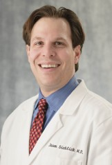 Jason Sicklick, MD, assistant professor of surgery, UC San Diego School of Medicine, and surgical oncologist, UC San Diego Health System.
