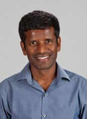 Srini Subramaniam is an assistant professor in the Department of Neuroscience at The Scripps Research Institute, Florida campus.