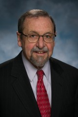 Dr. Thomas F. Scanlin, professor of pediatrics, chief of the division of pediatric pulmonology and cystic fibrosis, and director of the Cystic Fibrosis...