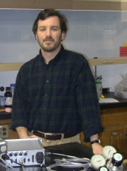 UMass Amherst environmental health scientist Rick Peltier