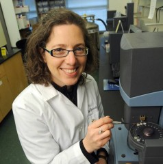 Dr. Yael Vodovotz's lab has created clinical-trial ready confections using black raspberries, which have high levels of chemopreventive bioactives.