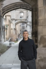 "University of Chicago psychologist John Cacioppo will speak at a seminar on ""The Science of Resilient Aging"" at the 2014 annual meeting of the American..."