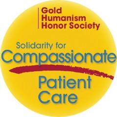 Thousands of buttons will be distributed to healthcare practitioners and patients in honor of National Solidarity Day for Compassionate Patient Care