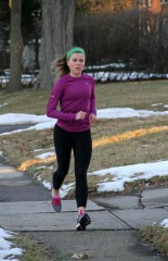 Regan, a high-school track and cross-country athlete from Columbus, Ohio, said she didn't realize how serious the symptoms she was experiencing were...
