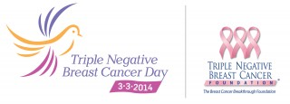 Support research and treatments for Triple Negative Breast Cancer on 3.3.14! Triple Negative Breast Cancer Day 2014