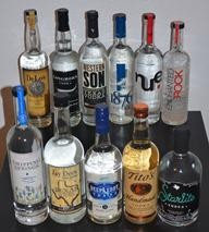 A Texas taste testing found that the key to the favorite Lone Star State's vodkas is in the dissolved salts in the water used for each brand.