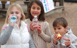 Marketing water and healthy snacks in lieu of junk foods in schools would be a new requirement.