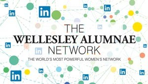 Wellesley introduces the next generation of the Wellesley Alumnae Network.