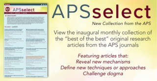 American Physiological Society, APSselect