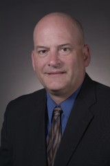 Brian Mennecke, Iowa State University associate professor of information systems