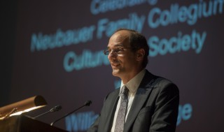 David Nirenberg, founding director of the Neubauer Family Collegium for Culture and Society.