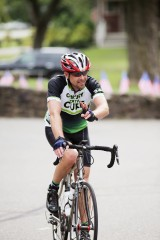 'Century for the Cure' ride founder Scott Glickman