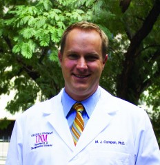Matthew J. Campen, PhD, MSPH, 2014 Society of Toxicology Achievement Award winner