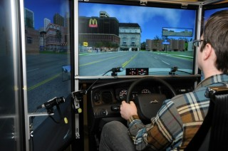 Using a driving simulator, researchers at Massachusetts Eye and Ear/Schepens Eye Research Institute set out to determine the extent to which people with...