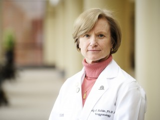 Holly E. Richter, Ph.D., M.D., is a UAB professor of obstetrics and gynecology and director of the UAB Division of Urogynecology and Pelvic Reconstructive...