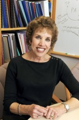 Dr. Carole R. Mendelson, Professor of Biochemistry and of Obstetrics and Gynecology at UT Southwestern and Director of the North Texas March of Dimes Birth...