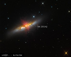 The close proximity of the recent type Ia supernova might help scientists better assess distances in the universe.