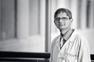 Sudarshan Jadcherla, MD, principal investigator in the Center for Perinatal Research at Nationwide Children's Hospital