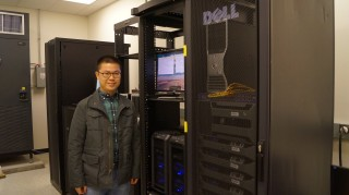 ASU graduate student Mingming Li in collaboration with ASU professors Allen McNamara and Ed Garnero developed new simulations that depict the dynamics...