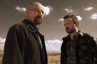 """Breaking Bad's"" chemistry teacher turned meth dealer Walter White (played by Bryan Cranston) and student Jesse Pinkman (Aaron Paul)."
