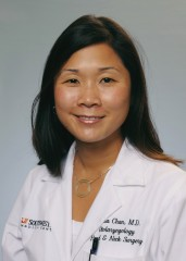 Dr. Teresa Chan, Assistant Professor of Otolaryngology – Head and Neck Surgery at UT Southwestern