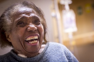 88-year-old Lena M. Smith