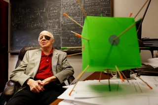 The late Paul J. Sally, Jr., is the first recipient of the American Mathematical Society's Award for Impact on the Teaching and Learning of Mathematics.