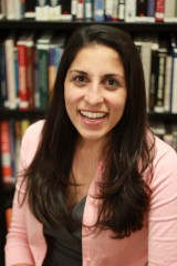 Michelle Moniz, M.D., is an OB/GYN and researcher at the University of Michigan Medical School.