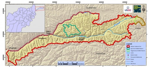 Newswise: WCS Applauds Afghanistan's Declaration Establishing Entire Wakhan District as the Country's Second National Park