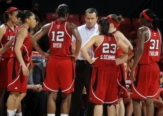 University of Louisville Women's Basketball Coach Jeff Walz led his team to the Final Four this year. Walz will walk the red carpet at The Julep Ball...