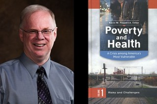 Kevin Fitzpatrick, professor of sociology, University of Arkansas, and editor of Poverty and Health: A Crisis among America's Most Vulnerable.