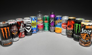 Most energy drinks contain as much caffeine as five cups of coffee, but some teens think they are safe or some type of sports drink.