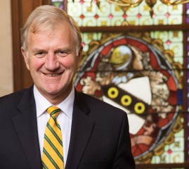 Clarkson University President Anthony G. Collins