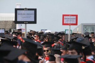 This spring, 1, 613 students will receive degrees from Rensselaer Polytechnic Institute, on Saturday, May 24, beginning at 8:30 a.m. in the East Campus...