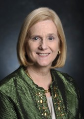 Professor of nursing Teena McGuinness, Ph.D., is the coordinator for the residency program for mental health nurse practitioners at UAB.
