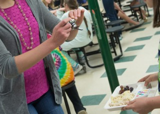 You can mandate fruits and vegetables, but you can't make kids eat. With new methodology developed at UVM, researchers can measure the meal kids actually...