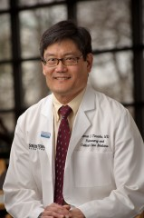 Dr. Lance Terada, Professor of Internal Medicine and Chief of the Division of Pulmonary/Critical Medicine at UT Southwestern.