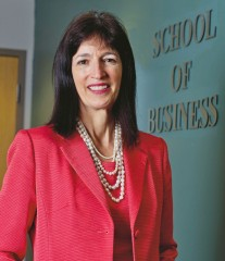 Clarkson University School of Business Dean Dayle Smith
