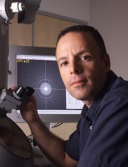 Francisco J. Asturias, PhD, associate professor at The Scripps Research Institute, was the senior author of the <i>Cell</i> study.