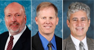 Michael L. Simpson, Lance L. Snead and Gerald A. Tuskan have been named Corporate Fellows of the Department of Energy's Oak Ridge National Laboratory.