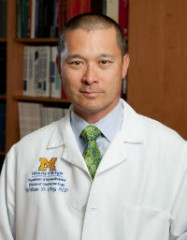 Dr. William Chey of the University of Michigan Health System led study of investigational drug to treat opioid-induced constipation.