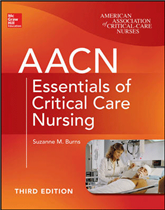 "The third edition of the popular nursing textbook, ""AACN Essentials of Critical Care Nursing,"" covers basic to advanced critical care concepts."