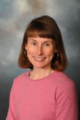 Karin Richards, interim chair of the Department of Kinesiology at USciences