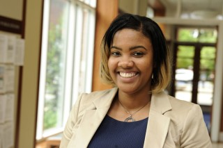 Hopkins Nursing student and Fuld Fellow Neisha Williams calls communication the key.
