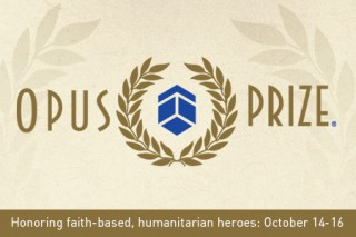 2014 Opus Prize